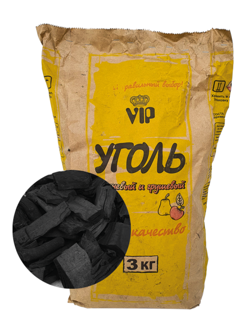 Barbecue Lumpwood Charcoal 4kg