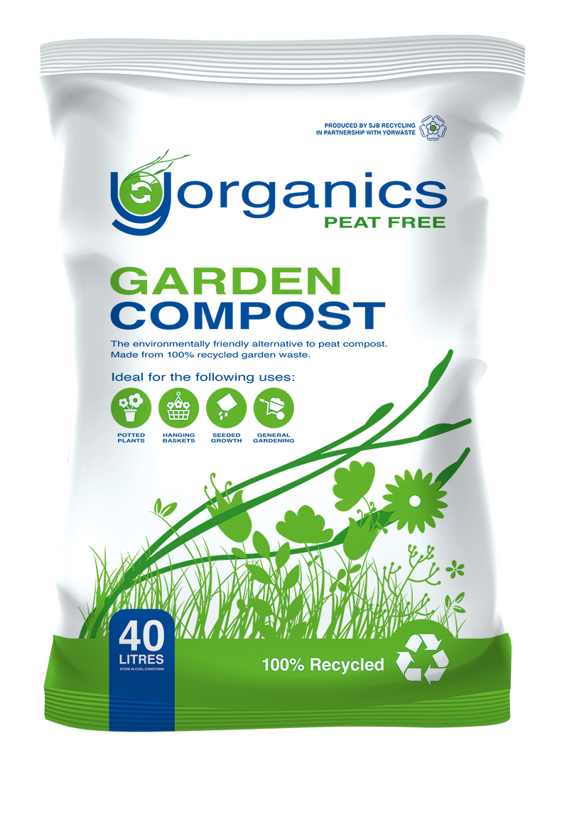 Peat Free Bags Of Garden Compost With Free Uk Delivery
