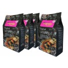Bar Be Quick Lumpwood Charcoal 4 x 2.7kg bag deal
