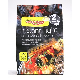 Instant Light Charcoal