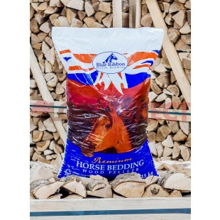 Wood Pellet Horse Bedding 15kg