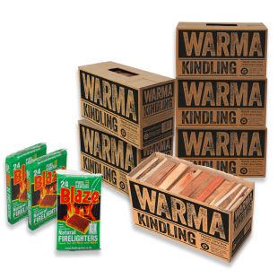 Kindling & Firelighter Deal