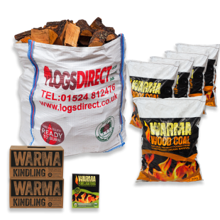 Woodcoal Winter Warmer Package