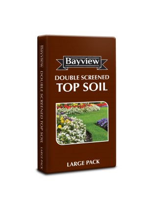 Double screened top soil – Large pack