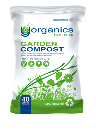Yorganics Compost 40 litre bag