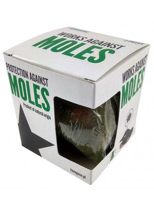 Natural Mole Repellent