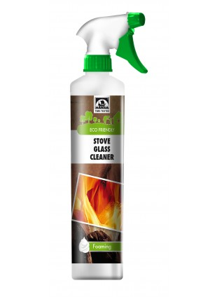 Eco-Friendly Stove Glass Cleaner 500ml
