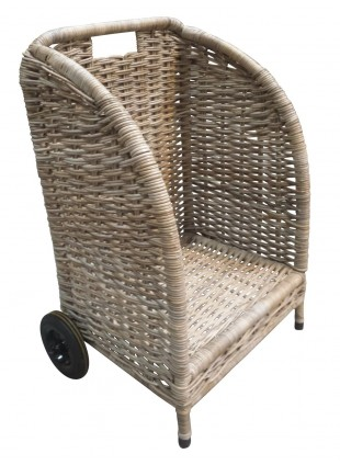 Trolley Wheeled Basket