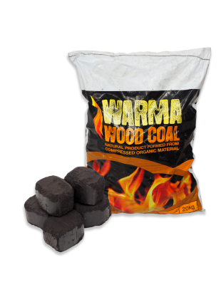 Warma Woodcoal Briquettes