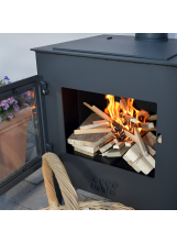 Garden Cooking Stove by Esse