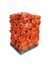 Warma Softwood Logs - 80 on a pallet