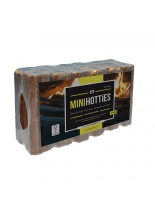Mini Heat Logs - pack of 12