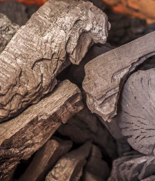 Lumpwood charcoal is superior to additive infused charcoal briquettes or 'instant light' charcoal