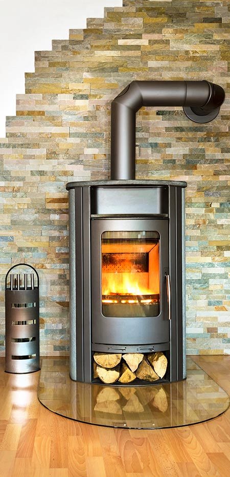 Switching to a biomass home heating alternative will save you money in the long run and give you more fuel security.