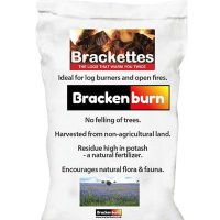 Bores of ordinary logs? Why not try Bracketts?