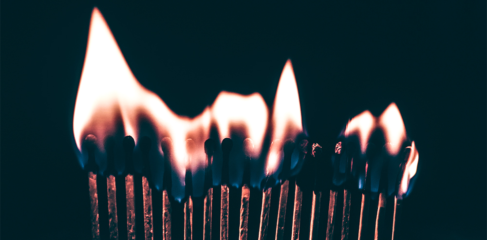 four tips for fire safety from Logs Direct