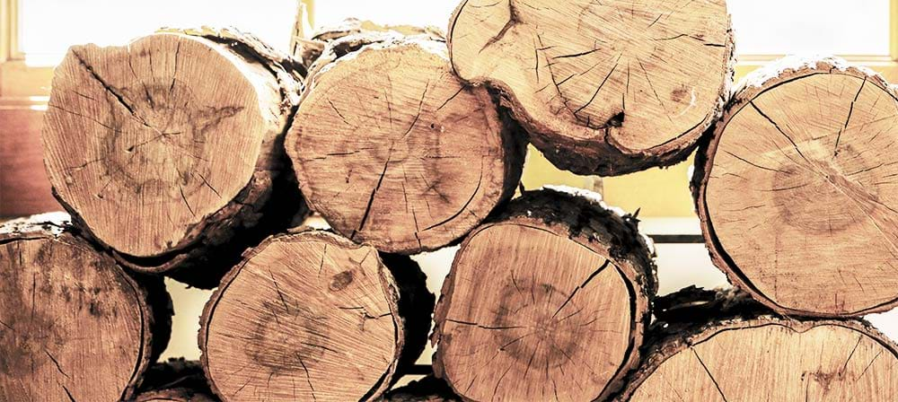 Kiln dried logs will save you money