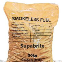 Choose a high quality smokeless coal like supabrite