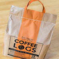 Are you for coffee logs?