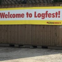 Log Fest 2019 - A Logs Direct Open Day for the Family