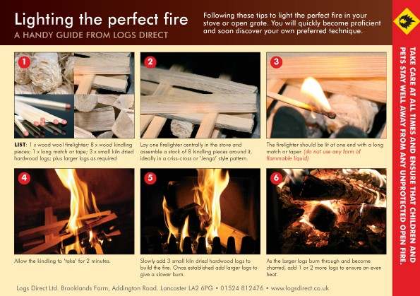 Firewood Safety