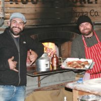 Authentic London Pizza Aficonados Win Thanks To Wood