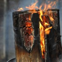 Transform Your Campfire, Backyard and More with Evening Lite Swedish Fire Logs